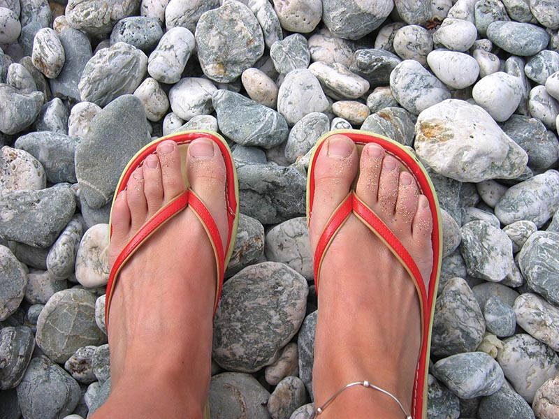 The Good, the Bad, the Ugly with Flip-flops